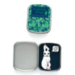 Boite réconfort minute lapin I wish you the best bleu et vert 150x150 - Boite Réconfort Minute Lapin Coeur