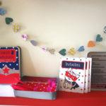 ambiance anniversaire wonder girl 150x150 - Kits d'anniversaire
