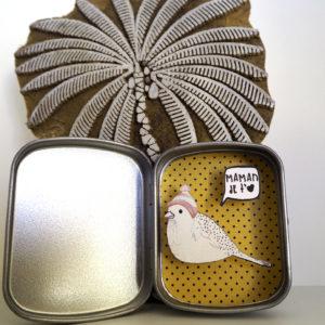 boite reconfort oiseau maman jetaime 300x300 - Boite Réconfort Minute Oiseau